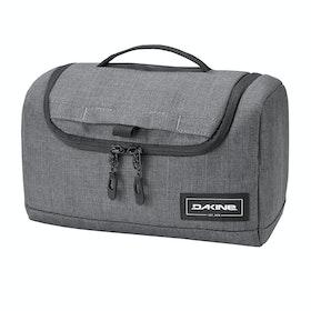 Dakine Revival Kit LG Wash Bag - Carbon