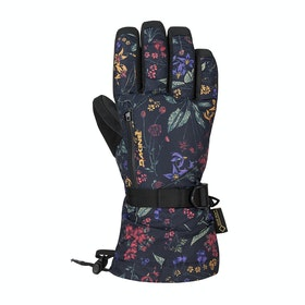 Dakine Sequoia Womens Snow Gloves - Botanics