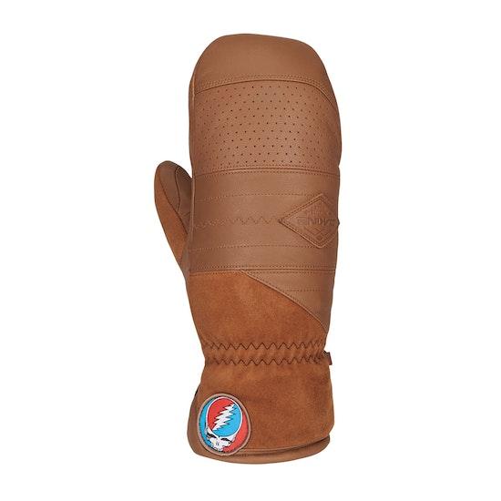 Dakine Team Baron Gore-tex Mitt Snow Gloves