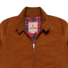 Baracuta G9 Winter Cord Authentic Fit Men's Jacket