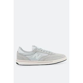 New Balance Numeric 440 Shoes - Grey White