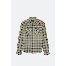 Lee Western L S Shirt - Frost Blue