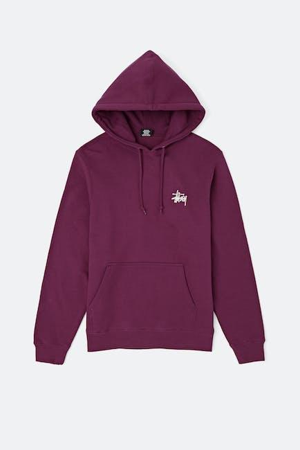 Stussy Basic Hoodie