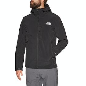 North Face Apex Bionic Hooded Softshell Jacket - TNF Black