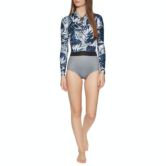 Rip Curl Searchers 2mm Long Sleeve Shorty Wetsuit