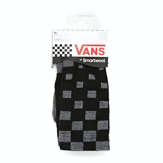 Smartwool Phd Vans Checker Light Elite Snow Socks