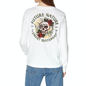 Element Til Death Long Sleeve T-Shirt - White