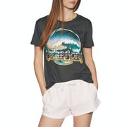 Billabong Glitering Ocean Ladies Short Sleeve T-Shirt