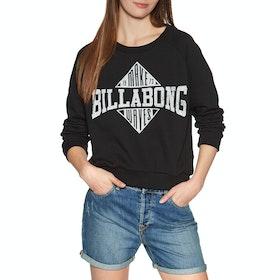Billabong Headline Womens Sweater - Black