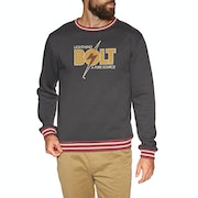 Lightning Bolt Barry Crew Sweater