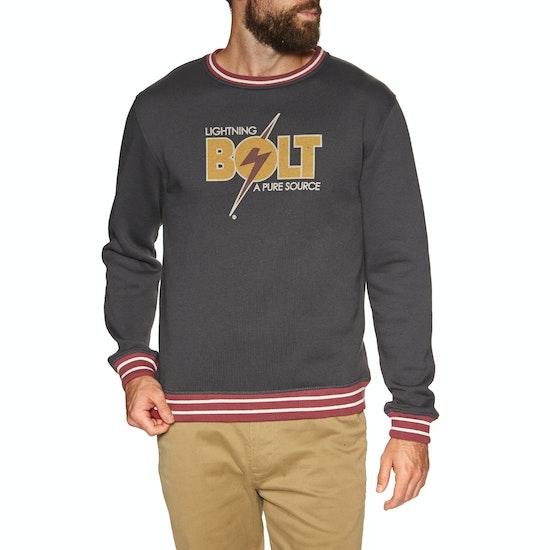 Lightning Bolt Barry Crew Sweater
