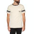 Lightning Bolt Bolt Ringer Pocket Short Sleeve T-Shirt