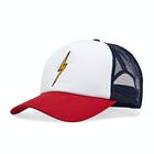 Lightning Bolt Bolt Trucker Cap