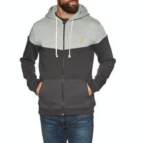Lightning Bolt Bosco Zip Hoody - Phantom