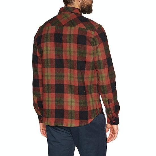 Lightning Bolt Chuck Flannel Shirt