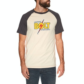 Lightning Bolt Heyday Short Sleeve T-Shirt - Phantom