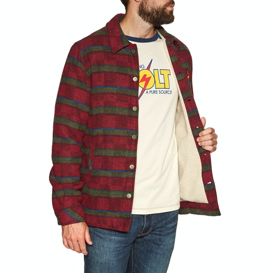 Lightning Bolt Ted Fleece