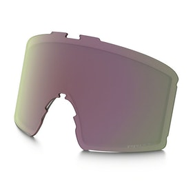 Oakley Line Miner XM Replacement Lens - Prizm Snow Hi Pink Iridium