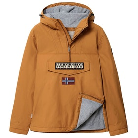 Napapijri Rainforest Winter Waterproof Jacket - Golden Brown