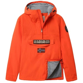Napapijri Rainforest Winter Waterproof Jacket - Orangeade