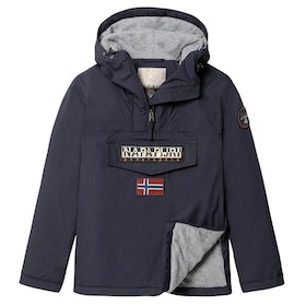 Napapijri Rainforest Winter 3 Ladies Jacket - Blu Marine
