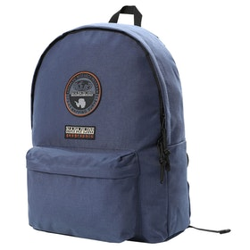 Napapijri Voyage El Backpack - Blue Marine