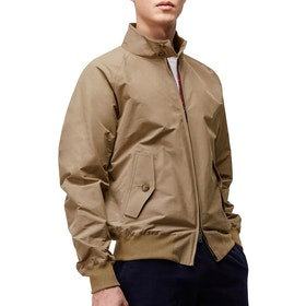 Baracuta G9 Harrington Men's Jacket - Tan