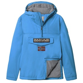 Napapijri Rainforest Winter Waterproof Jacket - French Blue