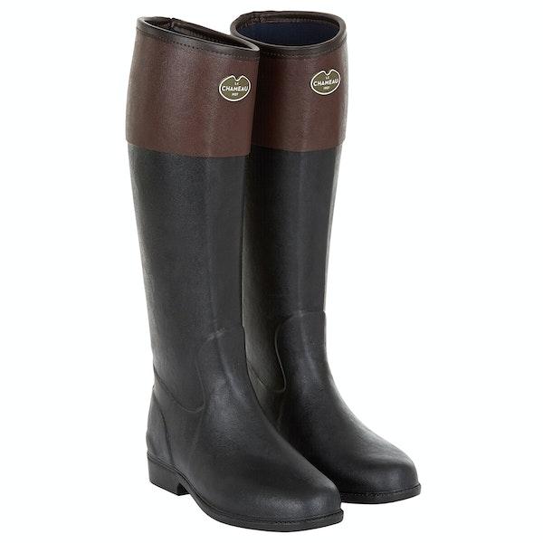 Botas de lluvia Mujer Le Chameau Andalou