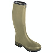 Le Chameau Country Vibram Jersey Lined Herre Wellies