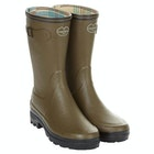 Le Chameau Giverny Jersey Lined Bottillon Women's Wellington Boots