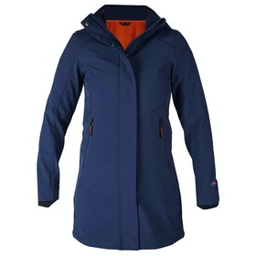 Riding Jacket Femme Horka Glory Softshell - Blue
