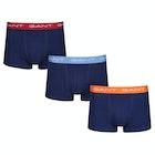Gant 3-pack Trunk Seasonal Solid Boxer Shorts