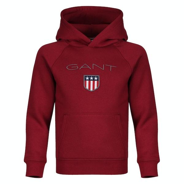 Gant Shield Logo Boy's Pullover Hoody