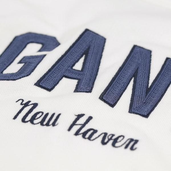 Maglione Bambini Gant Logo Crew Neck