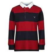 Gant Original Barstripe Kid's Rugby Top