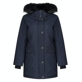 Gant Arctic Parka Women's Jacket - Navy