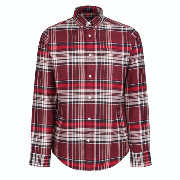 Gant Brushed Oxford Reg Shirt