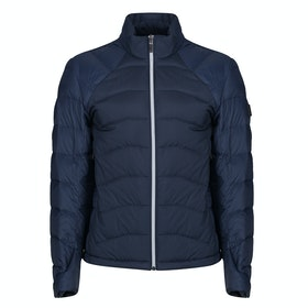 BOSS Jsarito Men's Down Jacket - Navy
