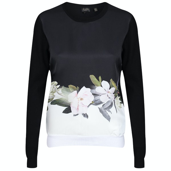 Ted Baker Bellae Opal Printed Women's Knits