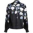Ted Baker Priyya Opal Printed Button Up Dames Overhemd