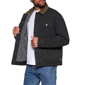 Billabong Barlow Trucker Jacket - Black