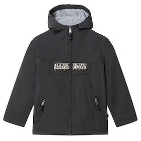 Napapijri K Rainforest Open 1 Kid's Jacket - Black