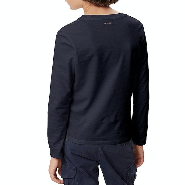 Napapijri K Soli Ls Kid's Long Sleeve T-Shirt