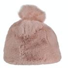 UGG Faux Fur With Pom Beanie