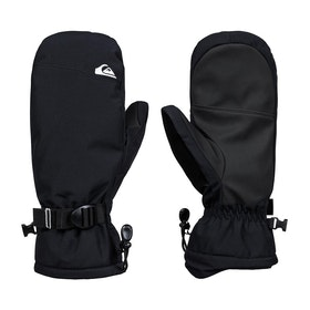Quiksilver Mission Mitt Snow Gloves - Black