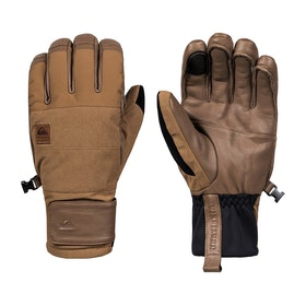 Quiksilver Squad Snow Gloves - Otter