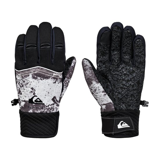 great fit attractive price well known Quiksilver Method Youth Boys Snow Gloves
