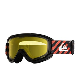 Quiksilver Sherpa Snow Goggles - Poinciana Gradientlineyth ~ Yellow