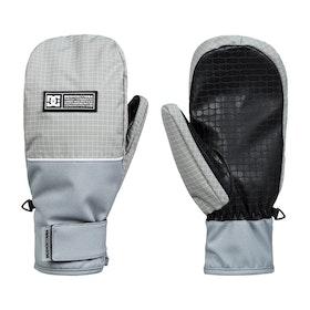 Gants de ski DC Franchise SE Mitt - Neutral Gray